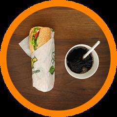 10 Dinge, die ein gutes Sandwich ausmachen - Nr. 10 SUBWAY® Sandwich und Softdrink