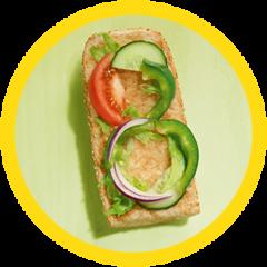 10 Dinge, die ein gutes Sandwich ausmachen: 8. Fit und frisch – und das ganz fix