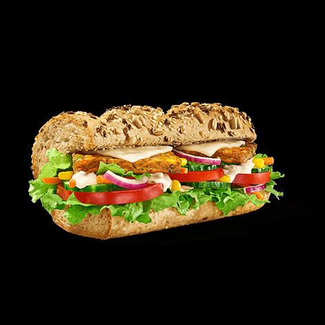 Subway - Sub des Tages - Spicy Vegan Patty - Produkt