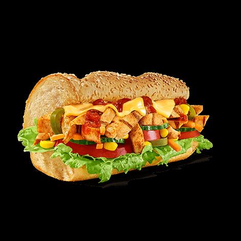 Subway - Sub des Tages - Chicken Fajita - Produkt