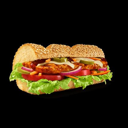 Subway - Sub des Tages - BBQ Rib - Produkt