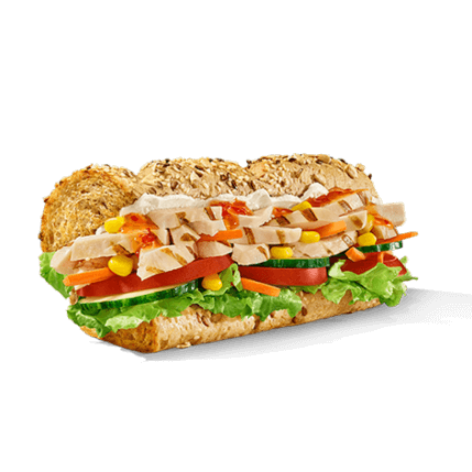 Subway - Sub des Tages - Chicken Breast - Produkt