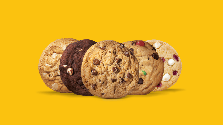Subway Cookies