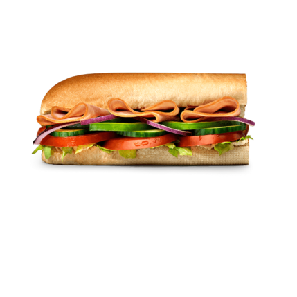 Subway Sandwiches - Ham
