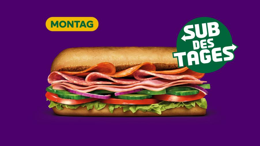 Subway Sandwich Italian B.M.T.®