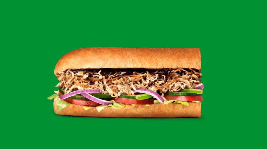 Subway Sandwiches - Pulled Pork