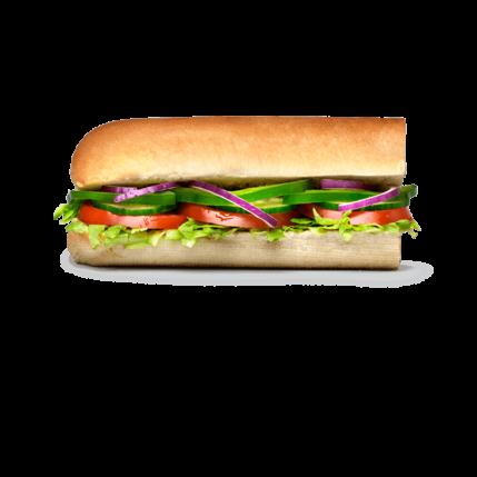 Subway Sandwich - Veggie Delite®