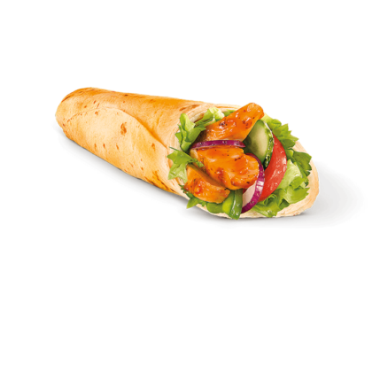 Subway Sandwich - Wrap