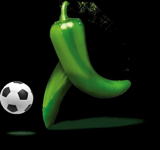 pepper-soccer