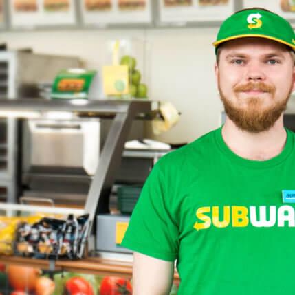 Subway® SANDWICH ARTIST™
