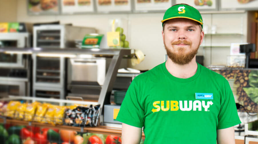 Subway® SANDWICH ARTIST™