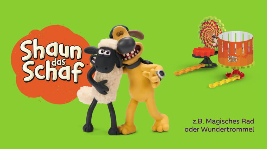 Subway Kids'Pak™ - Shaun das Schaf