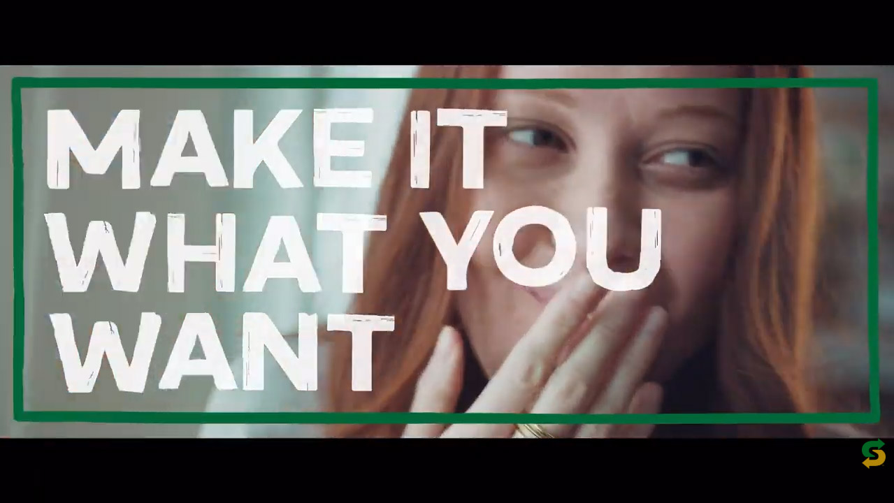 Subway® | Make It What You Want™