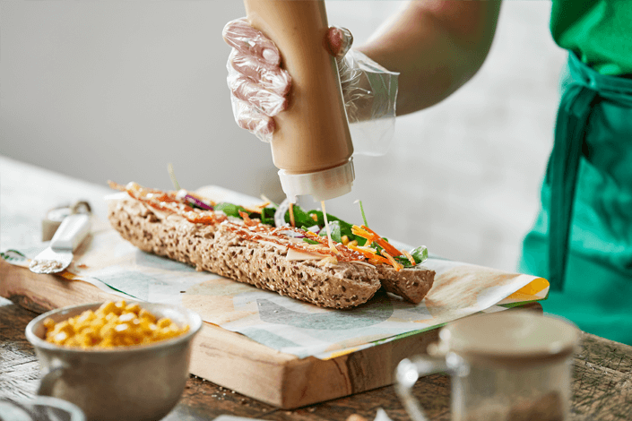 Sandwich Artist belegt Sub 02