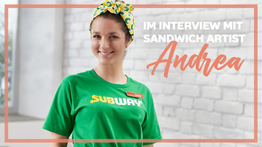 Andrea Interview Header