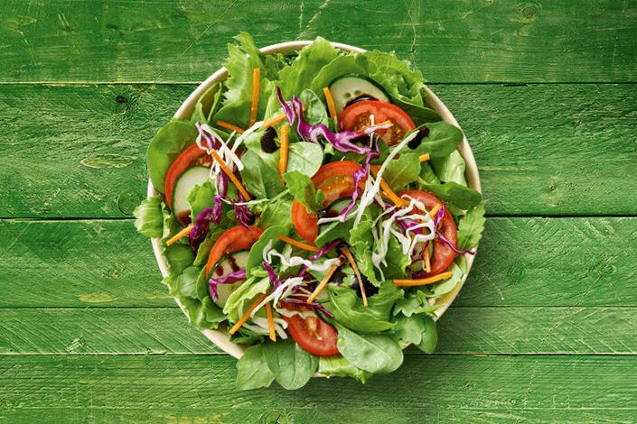 Mix your Salad