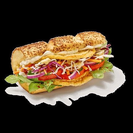 Subway - Omelett - Produkt