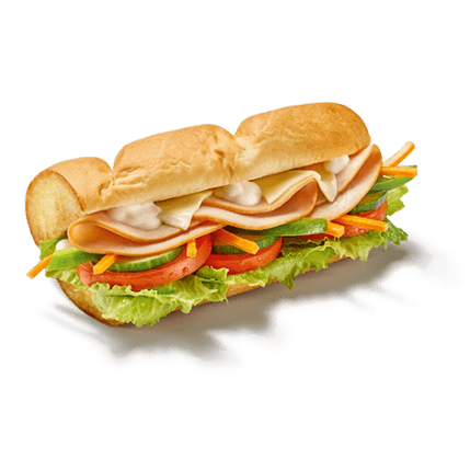 Subway - Turkey - Produkt